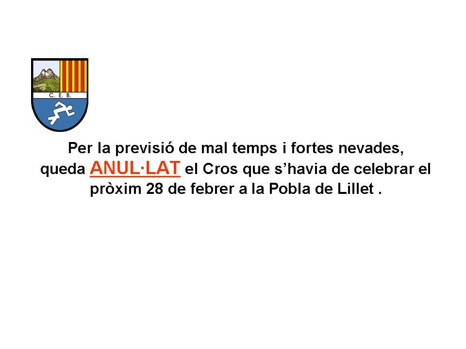 ANUL.LACIO CROS